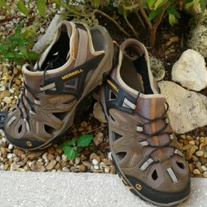 Men's Merrell Blaze Water / Hiker shoe size 10